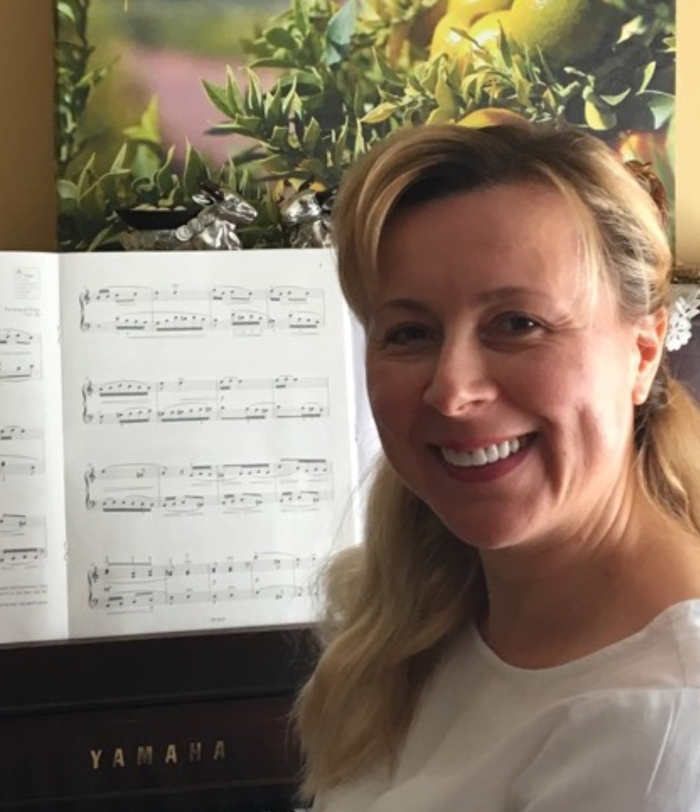 Tanya Hrytsay , Piano teacher at Winchester Stage Music Center.