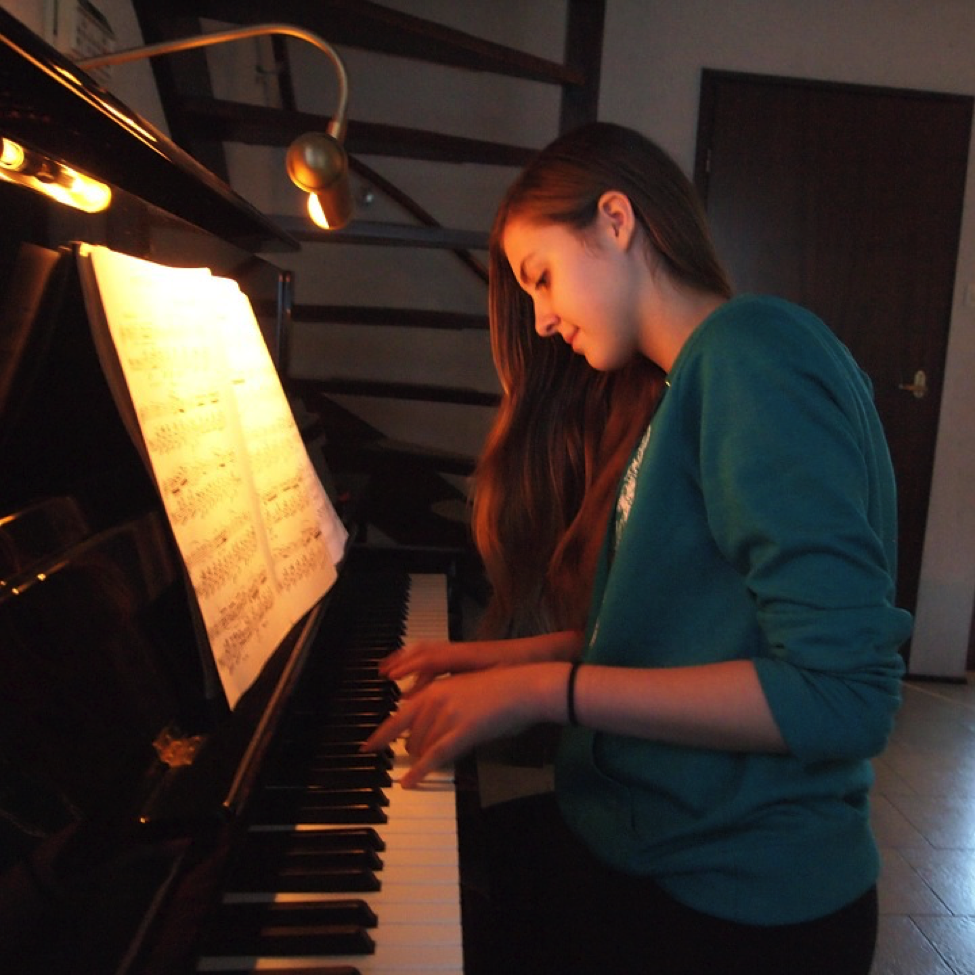 Freedom at the piano should be encouraged by music teachers