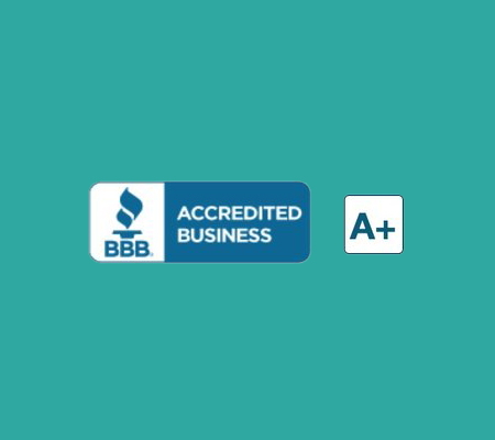 Business Bureau A+ Accreditation