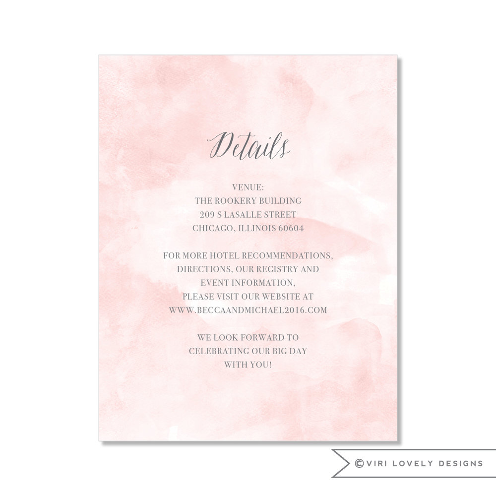 Viri Lovely Designs Custom Wedding Invitations Event Invitations
