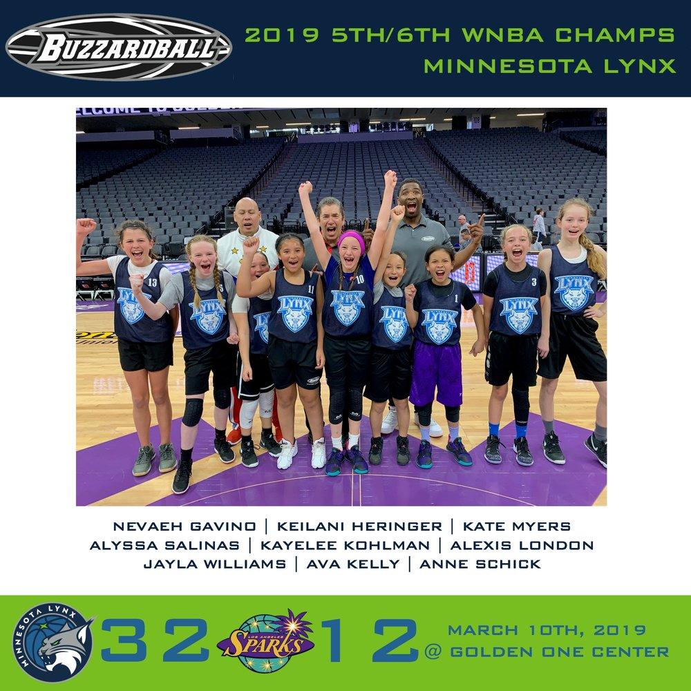 56 Champs Minnesota Lynx.jpg