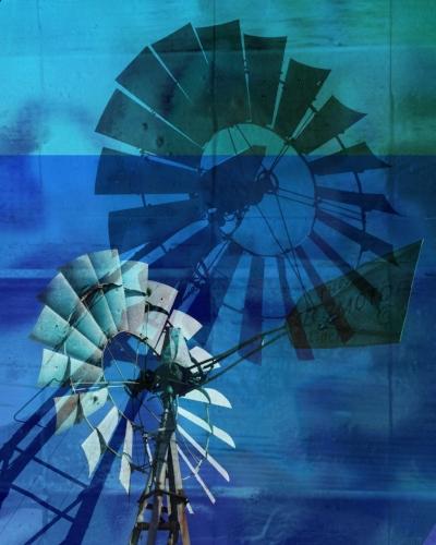 Windmill at The Oasis x 2 + graffiti