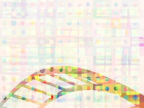 360 Bridge + Dots + Plaid