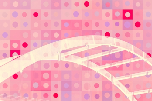 360 Bridge + Squares and dots