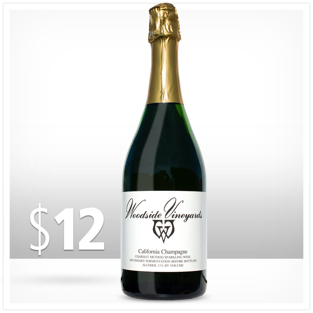 California Champagne | $12