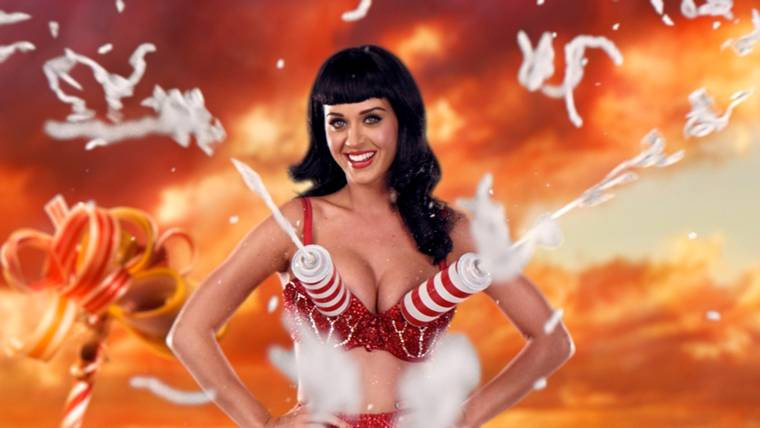The incomparable Katy Perry.