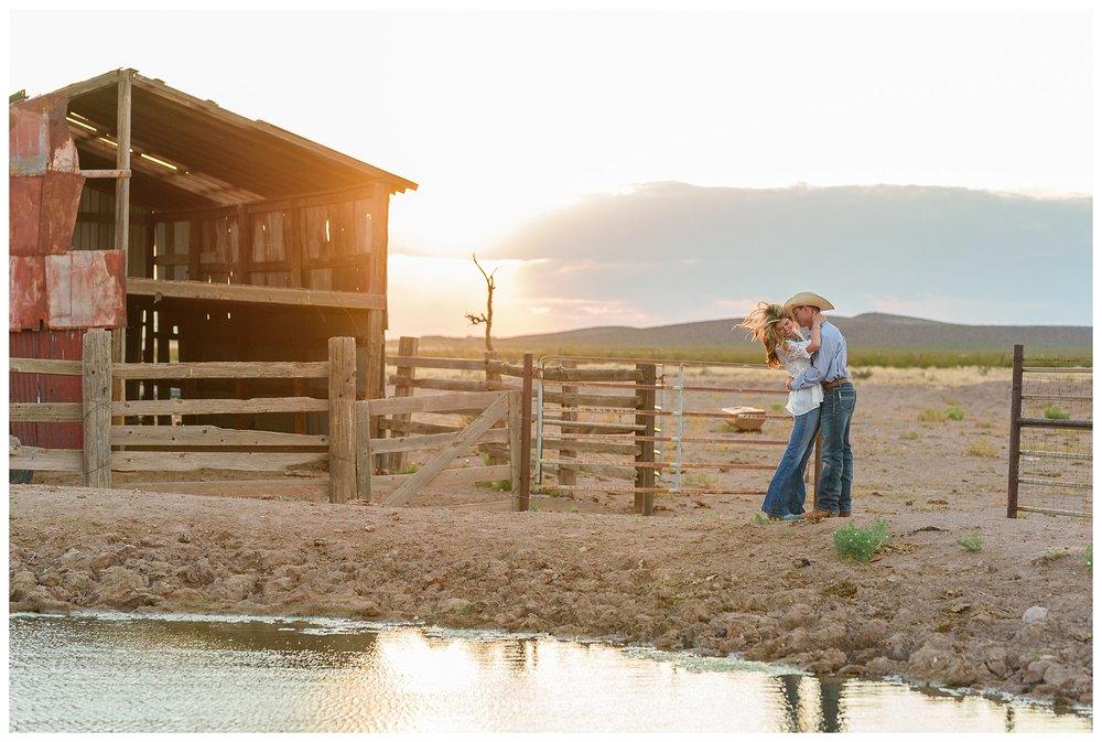 New Mexico Wedding Engagement Photographer