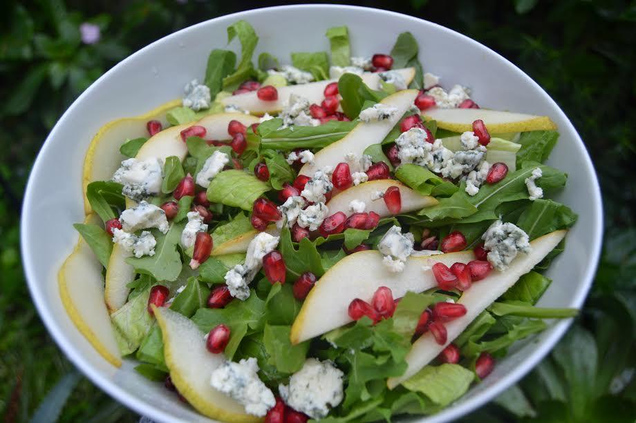 Arugula Romaine Salad