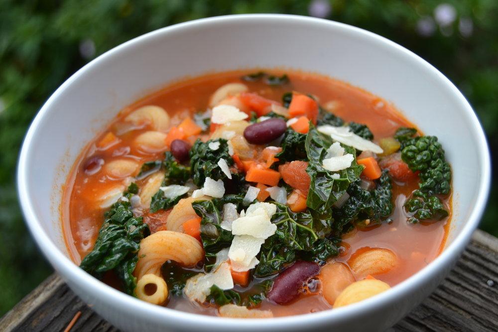 Minestrone Stew