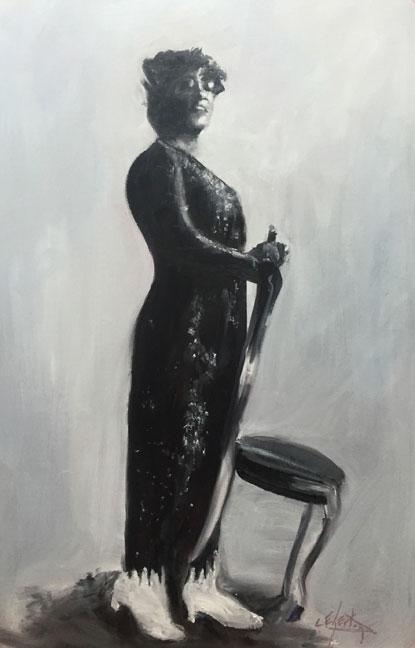 Clyde Edgerton,  Mamie Smith