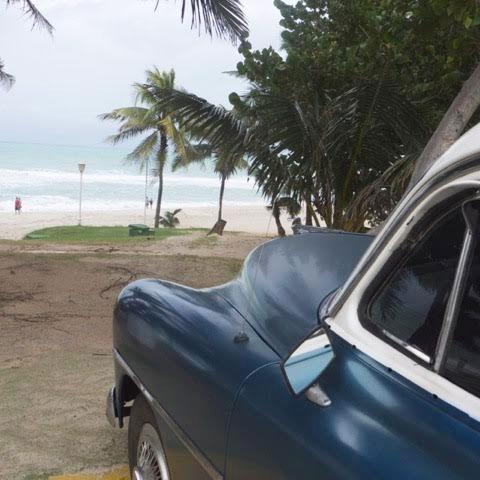 Elizabeth Matheson, Valdadero Beach, Cuba, photograph