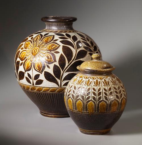 Kate Johnston,  Large Pots
