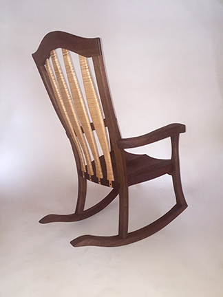 AST2_Walnut and curly maple rocking chair.jpg
