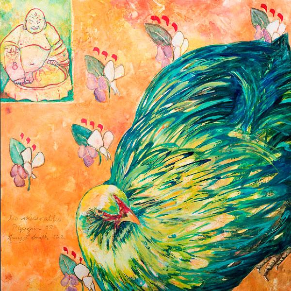 Nancy Smith,  Gaugin Chicken