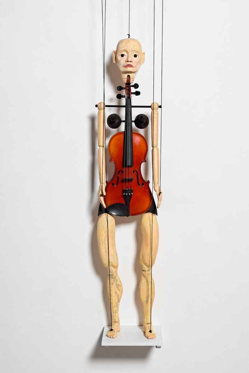 Carlos Estévez,  Circumlocution , 2012, mixed media, 80 x 80 x 10 in., Courtesy of the Artist