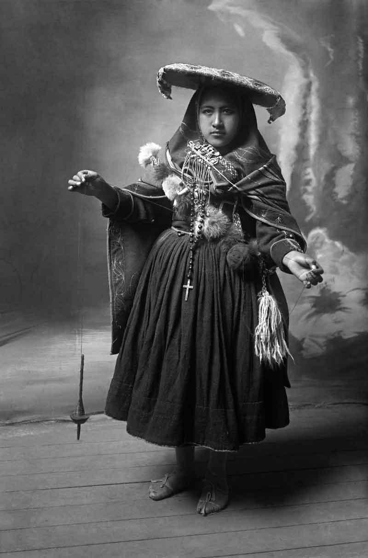 Abelino Ochoa,  India de Tinta , ca. 1930, India de Tinta, ca. 1930, Collection of Adelma Benavente Garcia