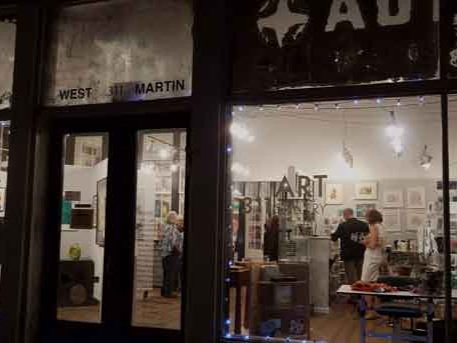 311 Gallery   311 Gallery and Gift Shop was a Warehouse District pioneer and proud to be an important player in the Raleigh art scene. The Gallery hosts monthly exhibits including juried shows that draw top artists both locally and from across the nation.  Read more…