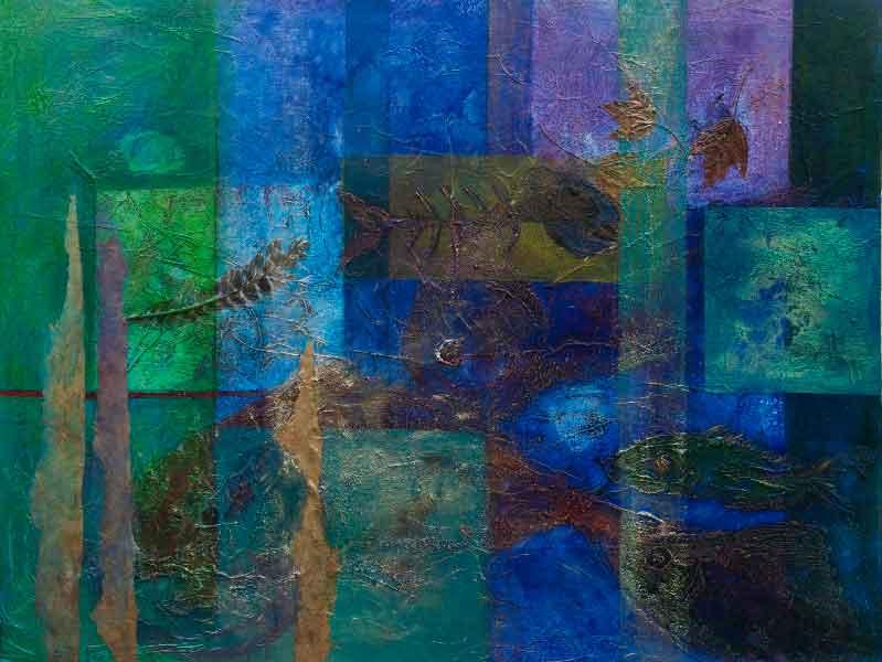 Jillian Goldberg,  Low Tide