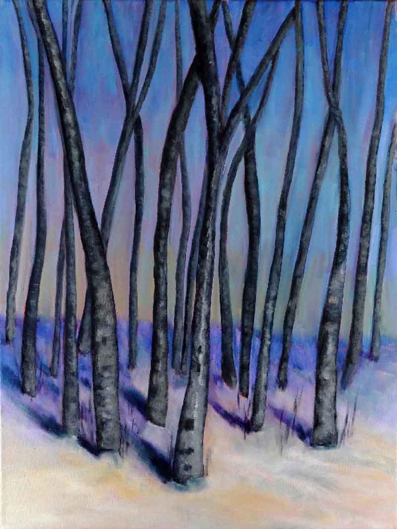 Vicki Rees,  Winter Grove