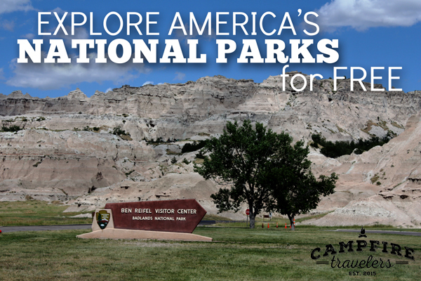 Explore America's National Parks For FREE!