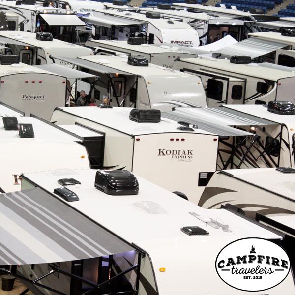 CAMPFIRE TRAVELERS - RV SHOW