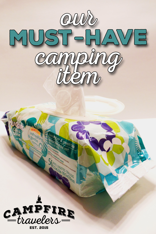 Campfire Travelers - Our must-have camping item