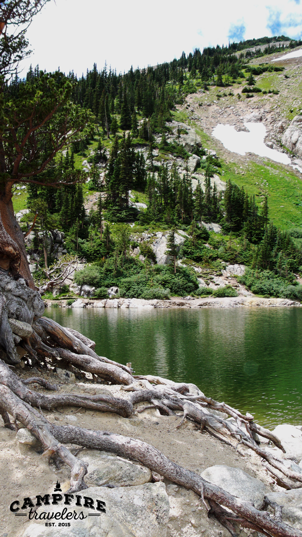 St. Mary's Glacier Hike - Idaho Springs, Colorado