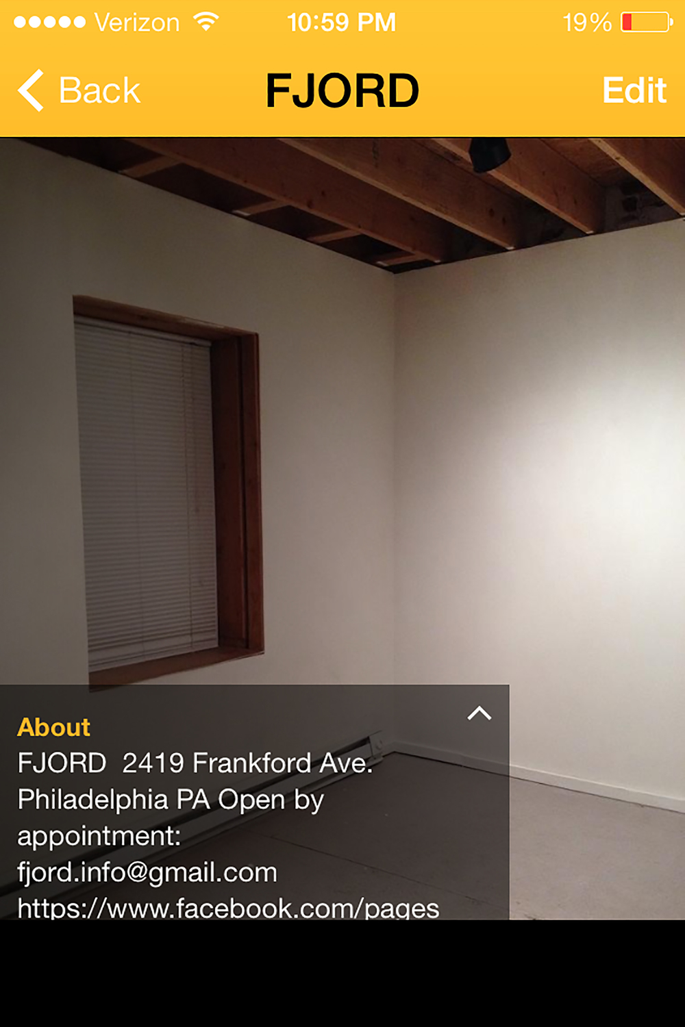 miss sean , 2014 profiles set up and maintained on Scruff and Grindr apps by  Fjord for the duration of the exhibition