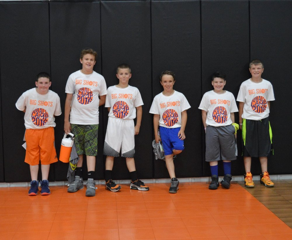 Big Shots Sports Training Summer Camps