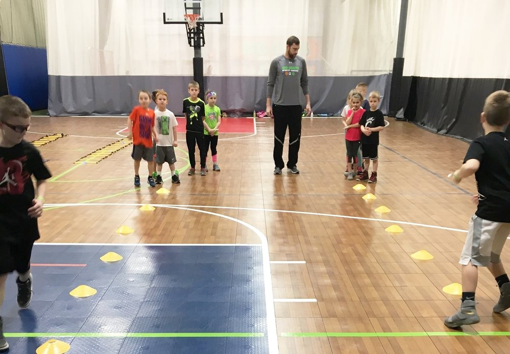 Big Shots Speed & Agility