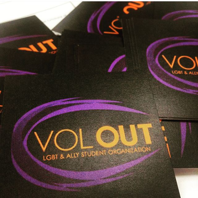 Hope all you lovely people are out there living your best lives and enjoying your Friday night. Don't forget it's #FollowFriday and this week we are giving a major shoutout to UT student organization, VolOut! This wonderful organization plans inclusive social events for UT students and promoting spaces for those who identify as LGBTQ+. Give them a follow to stay update on their upcoming events especially their upcoming drag show! 🌈❤️💛💚💙💜 #volOut #loveislove #allout #alloutknox #allOut #drag #diva #utk #scruffycity #knoxvilletn