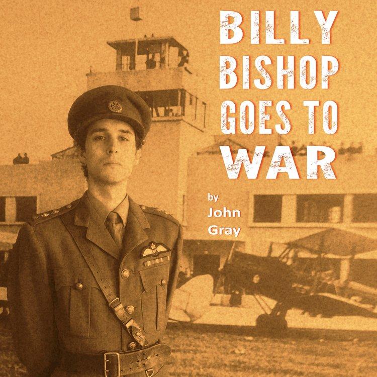 billy bishop goes to war brighton little theatre