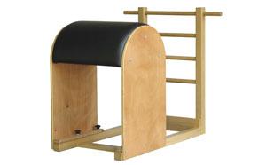 ladder barrel for strengthening back muscles