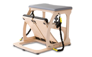 Pilates chair equipment