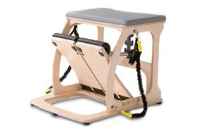Pilates chair equipment