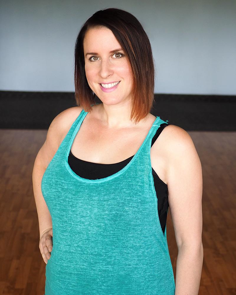 Shana Victor, Apprentice pilates Trainer