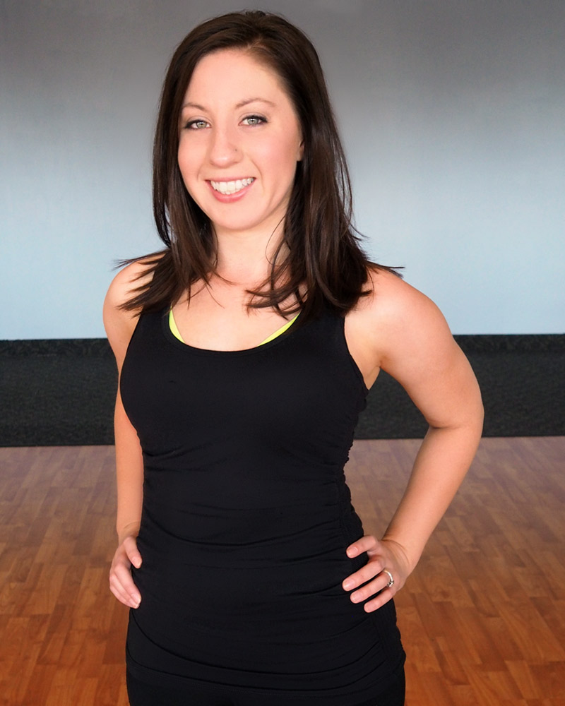 beca torres-davenport, group trainer