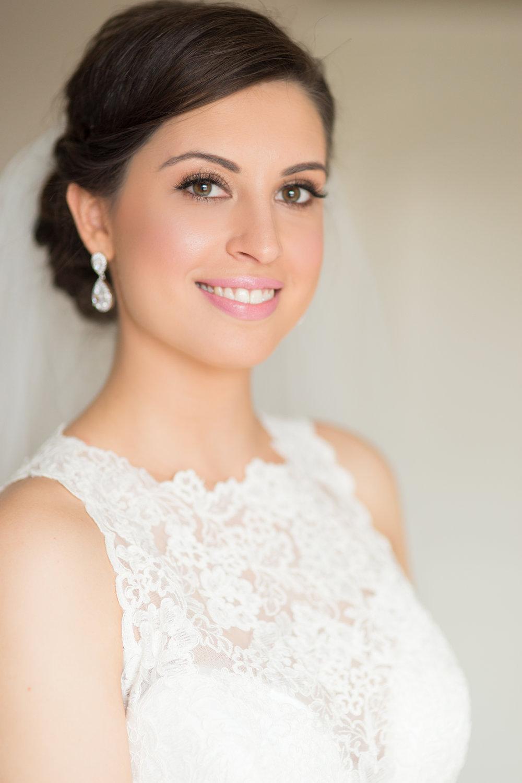bridal gallery — makeup worx | mobile bridal makeup | airbrush