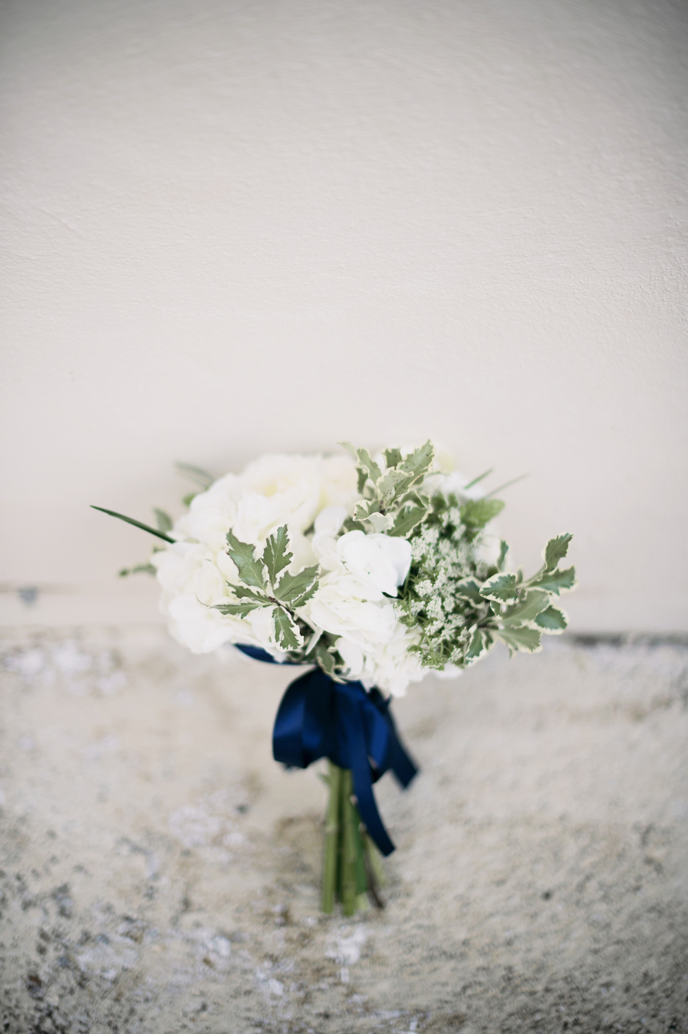 St Thomas US Virgin Islands wedding bouquet