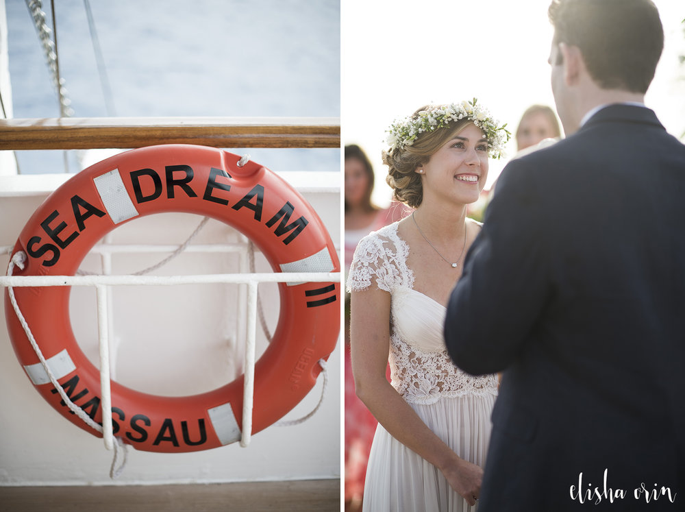 wedding-photography-on-sea-dream-yacht-at-st-barths-bride-looking-at-groom
