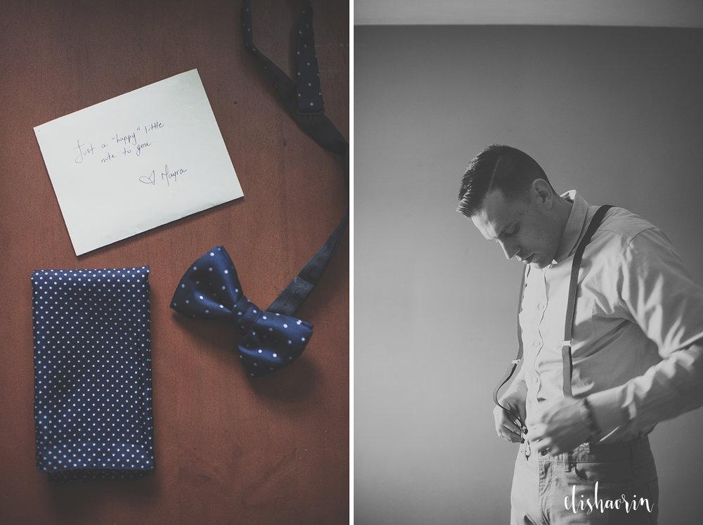 Groom-putting-suspenders-on