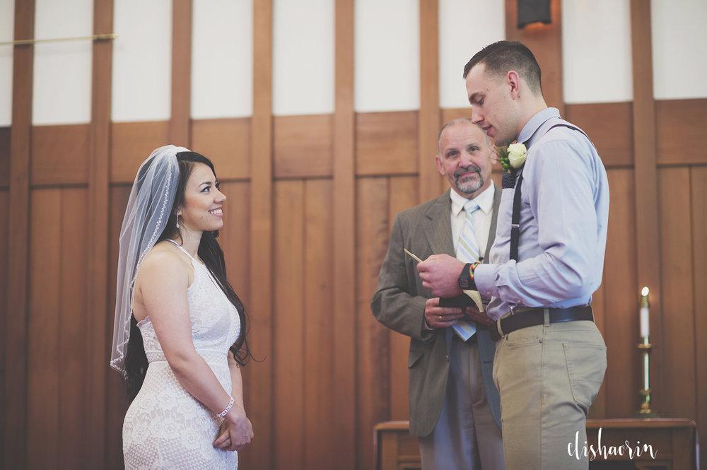 wedding-vows-at-north-clymer-church