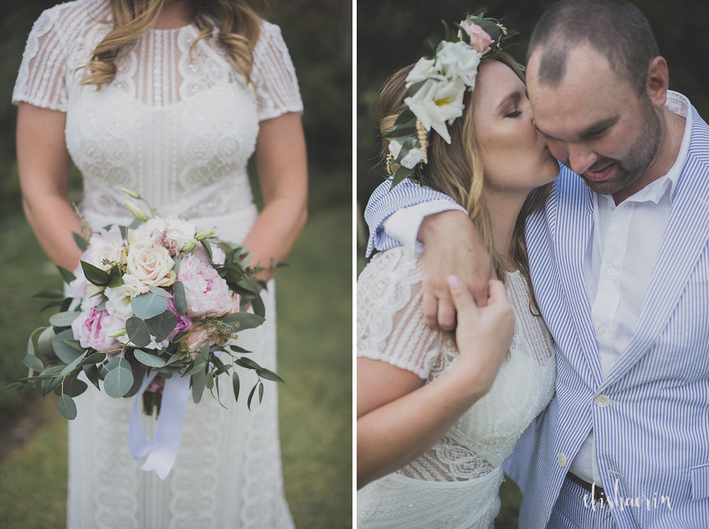 bride-kissing-groom-on-cheek-taken-in-st-john-by-elisha-orin-photography