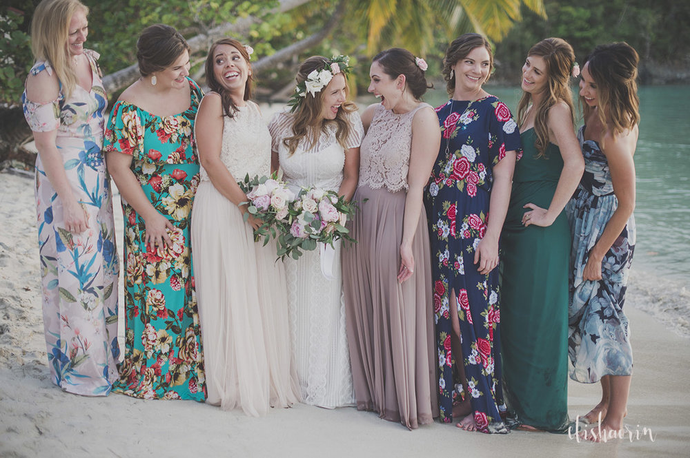 brides-maids-smiling-at-each-other-taken-in-st-john-by-elisha-orin-photography