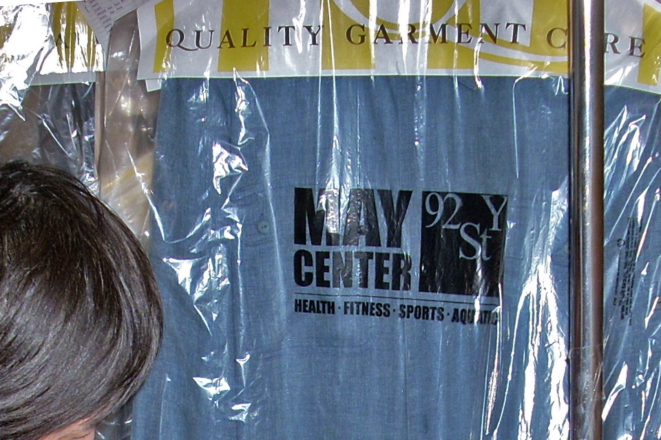 DRY CLEANER AD BAGS