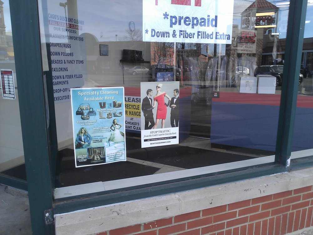 WINDOW FLYERS AND POSTERS