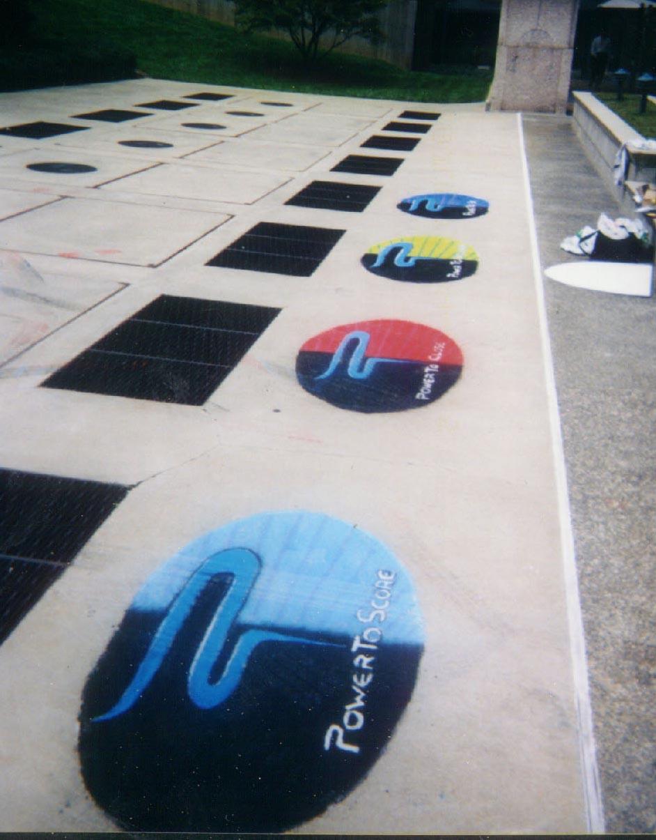 chalk art and chalk artists