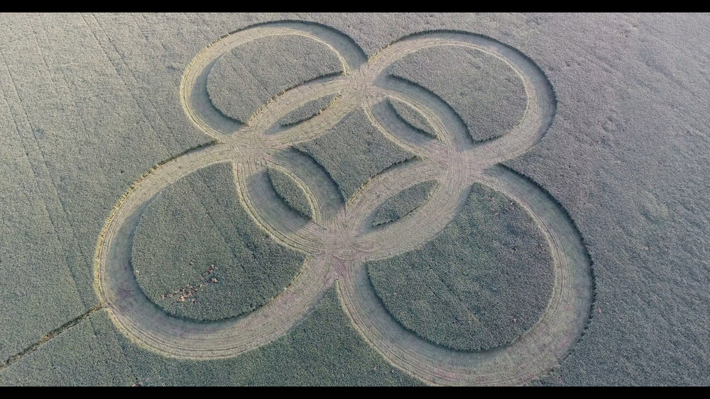 Crop Circle Advertising