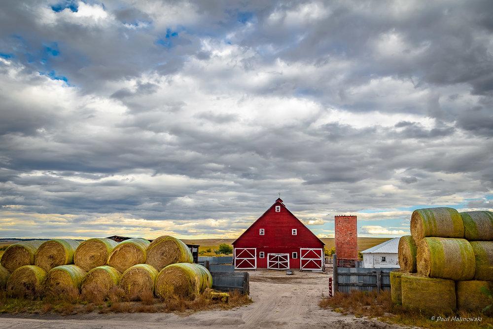colorado barn