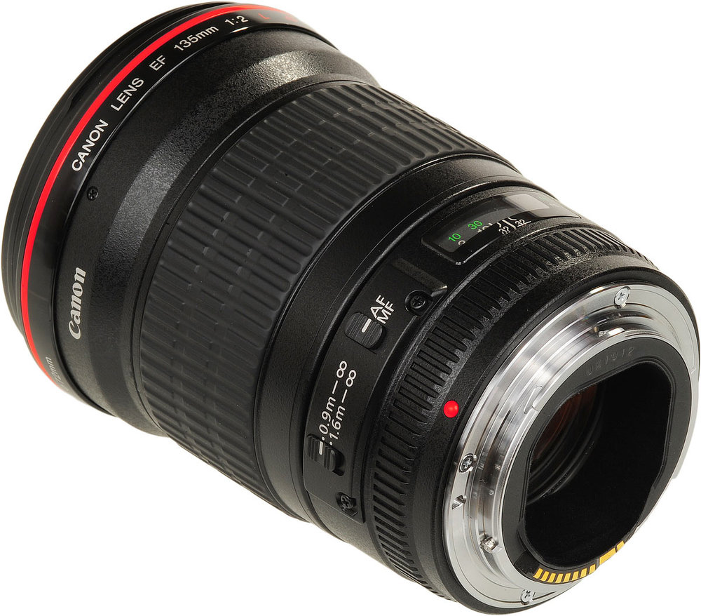 CANON  18-135mm Lens2 -